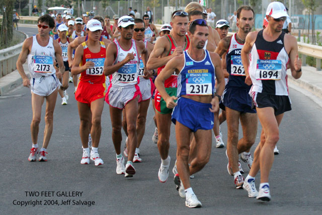 2004 50K Men's Olympic Race Walk