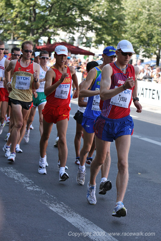 Men's 20K Race Walk