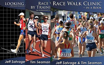 Race Walk Clinic in a Book
